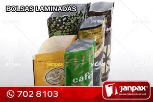Bolsas Laminadas JANPAX