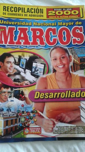 Libro Examenes San Marcos nuevo