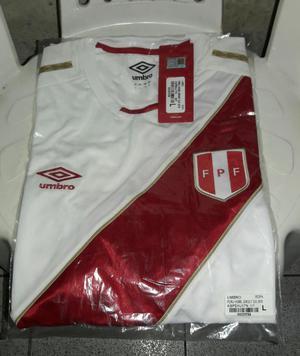 Camiseta Seleccion Peruana Talla L Origi