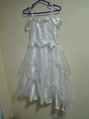 Hermoso Vestido Novia Perla Posot Class