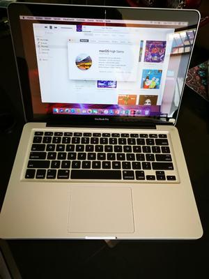 Macbook Pro Core I5 4gb Ram 128gb Ssd