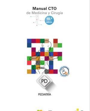 Manuales CTO 10ma Edic  España 1era Edic Rm  PERÚ