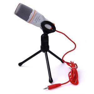 Microfono De Condensador Para Pc Laptop Skype YOU TUBE Msn