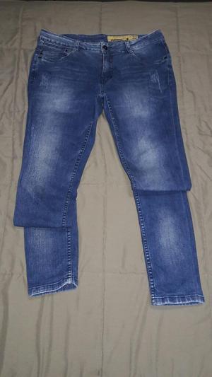 Pantalon Jean Pionner Original Talla 32