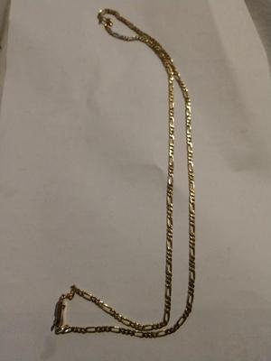 350c4fd5f7c6 Vendo cadena de oro 18k