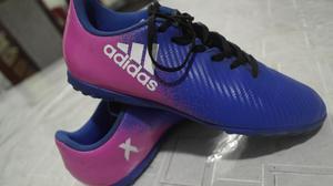 Zapatillas de fútbol Unisex Adidas