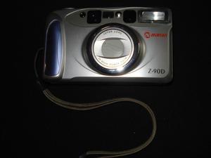 cámara Fotográfica Con rollo Miray