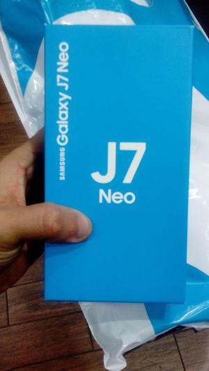 Galaxy J7 Neo Nuevo Caja Sellada