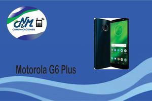 Moto G6 Plus, 4GB RAM, 64GB, Camara 12MP, Color