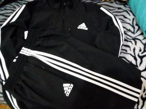 Buzo Conjunto Adidas