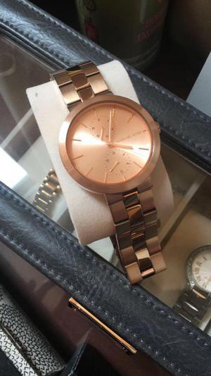 Reloj Original Michael Kors Oro Rosa