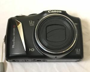 Camara de Fotos y Video Cannon PowerShot SX130 IS