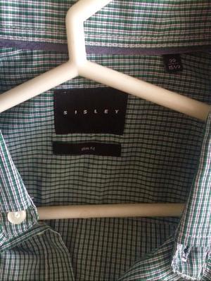 Camisa Sisley Hombre