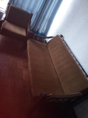 Vendo Sofa Cama Madera