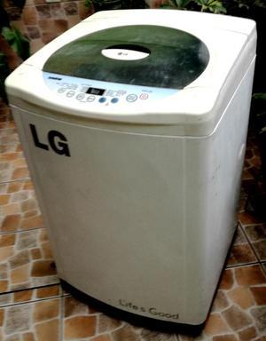 Vendo lavadora Lg 12.5 kg listo para usar