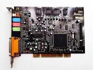 Tarjeta De Sonido Sound Blaster Audigy Sb