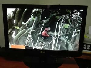Televisor Led de 19 Pu Lg Pantalla Plana