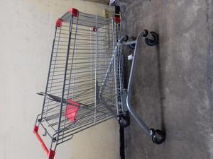 Se vende carrito de supermercado