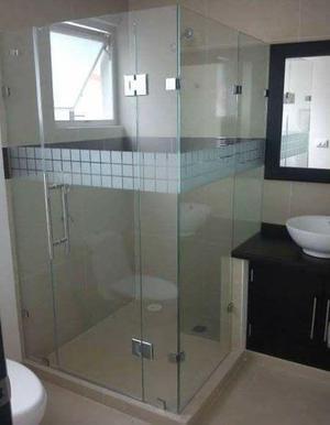 puertas de ducha en vidrio templado y puerta de ducha en