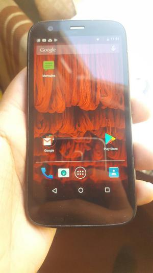 Vendo Motog1 Libre Legal 4g 16gn Interno