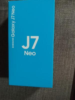 Vendo Samsung J7 Neo Nuevo en Caja