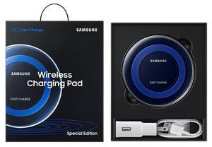 Cargador Inalámbrico De Carga Rápida Certificado Samsung