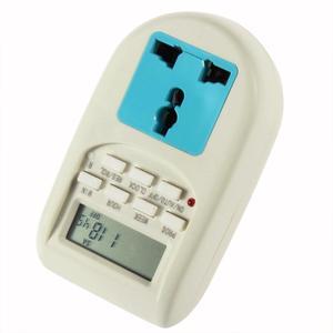 Enchufe Temporizador Timer Programable Digital CADI Tienda