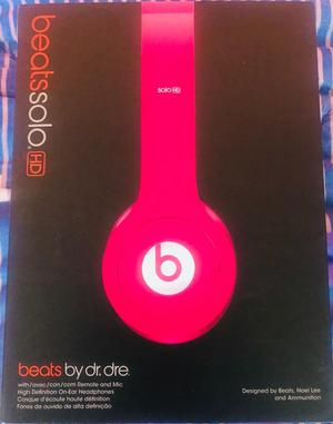Audios Beats Solo Hd