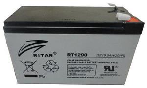 BATERIA RECARGABLE DE 12V9AH RITAR RT