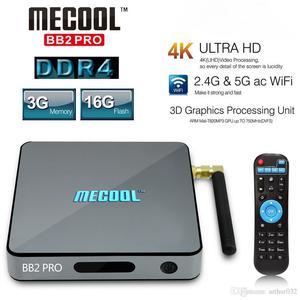 Tv Box Mecool Bb2 Pro Octacore 3 GB RAM/16gb ROM juegos