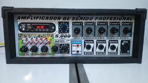 Vendo Amplificador con Bluetooth a 220