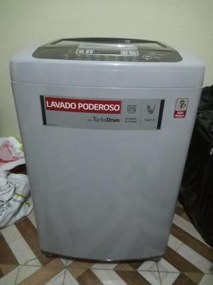 LAVADORA LG. 16 KG