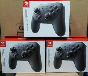 Control Pro Nintendo Switch Nuevo Sellado Stock