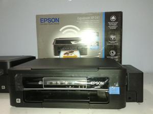 Impresora multifuncional Epson Xp241con Ciss