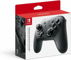 Mando Pro Nintendo Switch Nuevo Sellado Stock