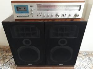 Radio Radiola National Cassette