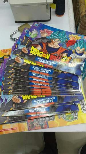 Album Dragon Ball Super Navarrete