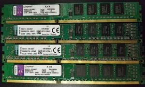 Memoria Ram Kingston DDR3 4GB Bus Mhz