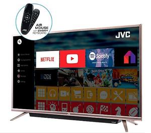 SE VENDE NUEVO Ultra HD 4K SMART TRUSOUND 55 JVC