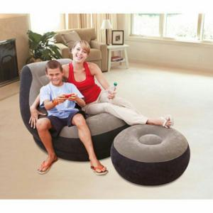 Sillon con Puf Inflable