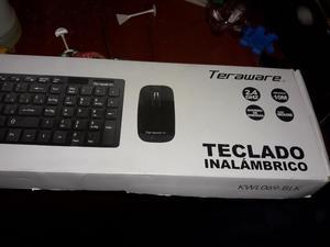 Teclado Y Mouse Inalambrico