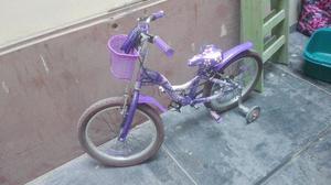 Vendo Bicicleta para Niña Esta Nueva