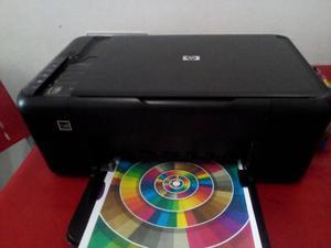 Impresora Multifuncional con sistema continuo