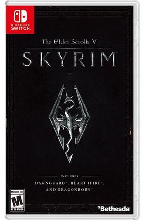 The Elder Scrolls V: Skyrim Para Nintendo Switch Como Nuevo