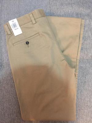 Pantalon Sport Dockers Corte Slim Fit Talla 32