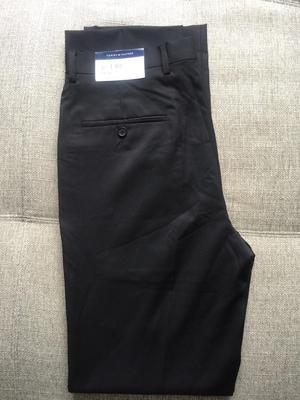 Pantalon Vestir Tommy Hilfiger Tailored Talla 32 Slim Azul