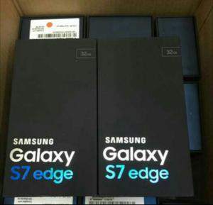 Samsung Galaxy S7 Edge, 4g, 32gb Y 64gb, 4gb Ram, Octa Core,