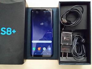 Samsung Galaxy S8 Plus en Su Caja