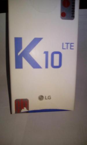 lg k10 nuevo remate