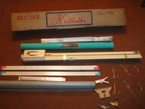 Brother Knitleader Kl113 Accesorio Para Maquinas De Punto
